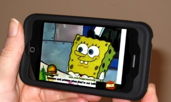 Tv kijken op je telefoon met 4G