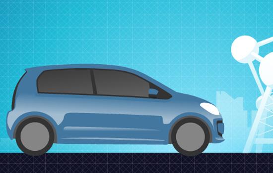 Taxi-app van Uber in België verboden