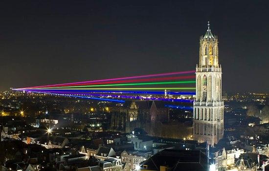 Overal gratis WiFi in de binnenstad van Utrecht