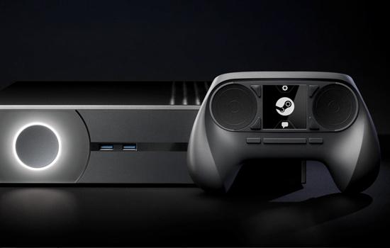 Steam Machine en Controller uitgesteld naar 2015