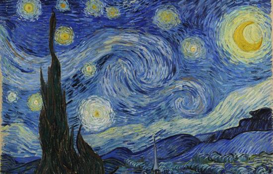 Een Van Gogh Sterrennacht voor maar 200 dollar?