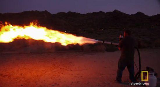 vlammenwerper