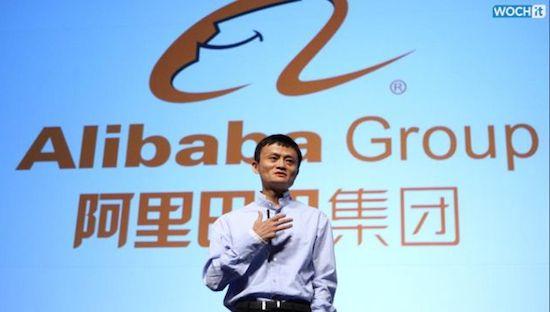 Alibaba ging naar de beurs en is nu $231 miljard waard