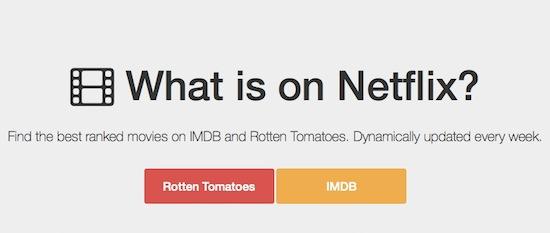 Zo vind je de beste films op Netflix