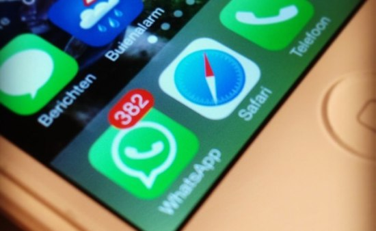Whatsapp verwerkt per dag meer dan 50 miljard berichten