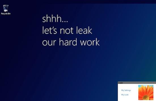 De man die Windows 8 liet uitlekken is gearresteerd