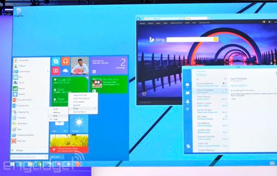 Het klassieke startmenu in Windows keert terug
