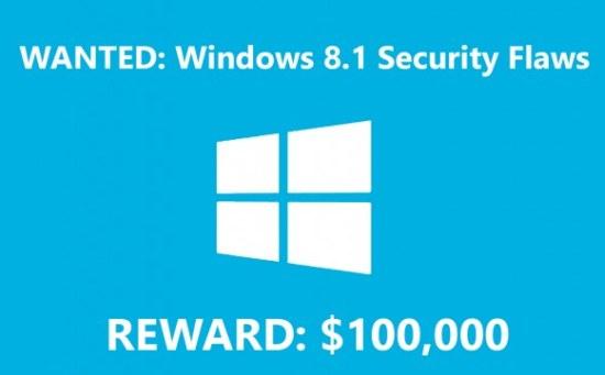 Onderzoeker vindt Windows-bug en ontvangt 100.000 dollar