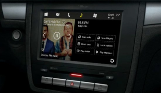 Windows Car Concept