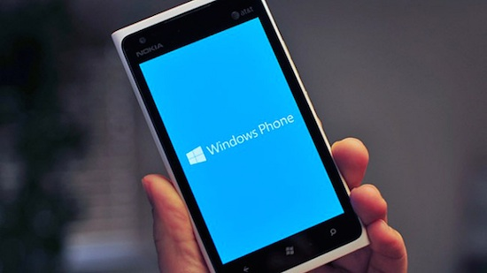 Windows Phone marktaandeel