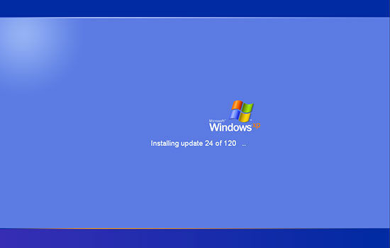 Zo update je Windows XP nog tot en met 2019