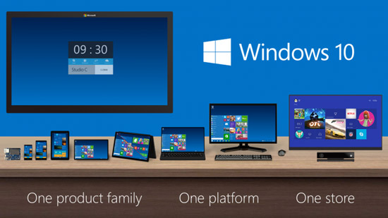 Komt de Windows 10 Consumer Preview eraan?
