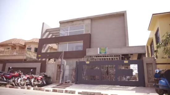 Pakistaan bouwt huis met verkoop van 1 Wordpress thema