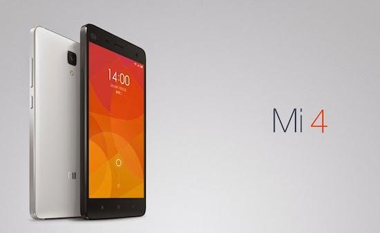 Xiaomi presenteert nieuw vlaggenschip: de Mi 4