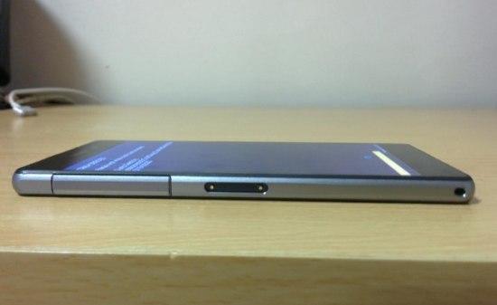 Is dit de nieuwe Sony Xperia Z1?