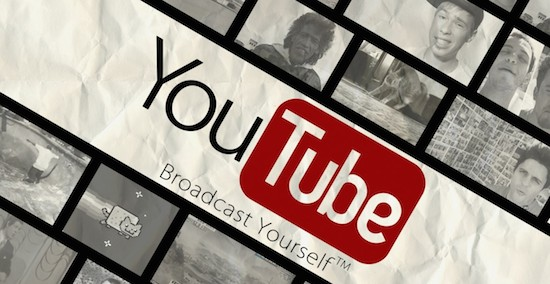 De helft van alle YouTube-video
