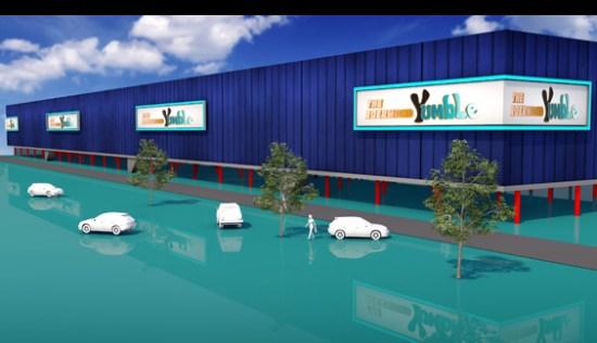 Roermond gaat een virtueel pretpark bouwen: Yumble
