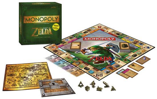 Zelda-monopoly