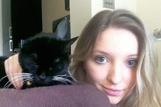 Zwarte katten massaal gedumpt: ze staan slecht op selfies