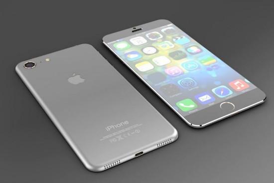 iPhone 7-concept