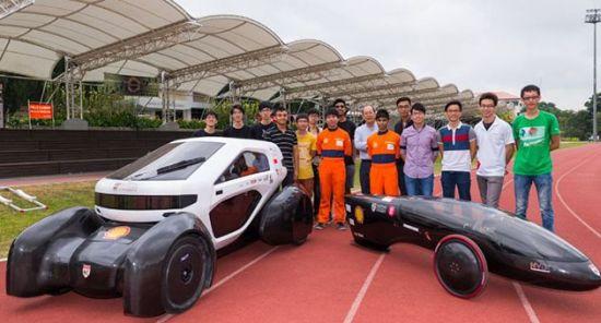 3D-Geprinte-Auto-Singapore