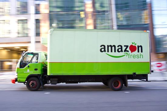 Amazon's bezorgservice