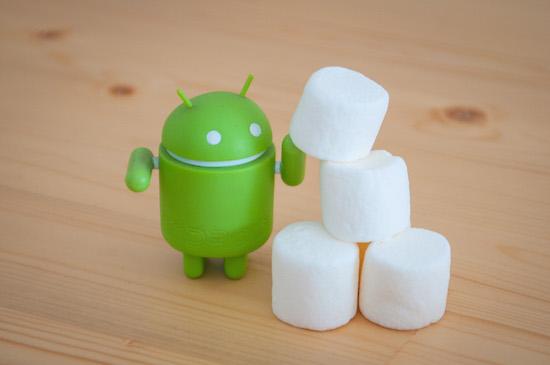 Android 6.0 naar als eerst naar Nexus-toestellen