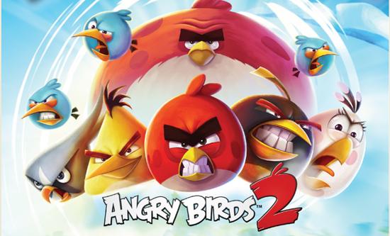 Angry Birds 2 is onderweg