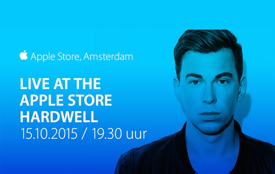 Apple Store Hardwell