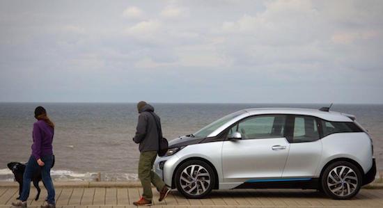 Apple wil een auto op basis van de BMW i3