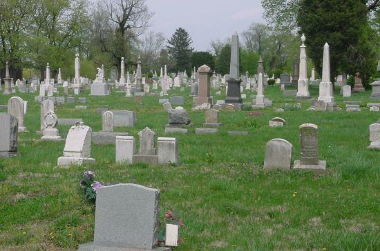 Begraafplaats-app