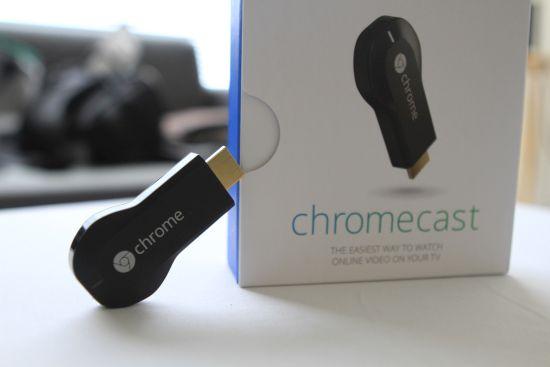 Chromecast-afstandsbediening