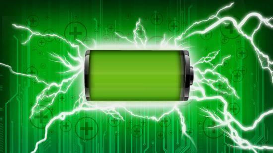 Dyson-Batterij