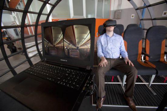 Easyjet Virtual Reality