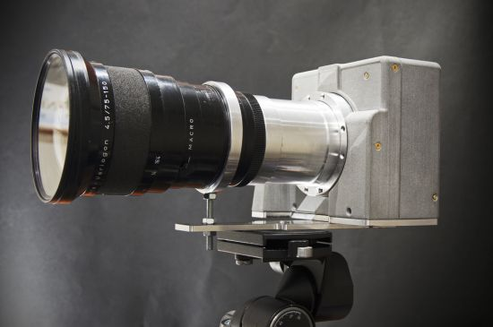Flatbed-camera