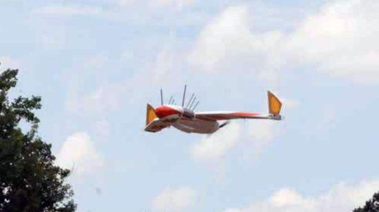 Flimmer-drone