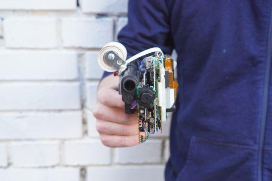 Game-Boy-Camerapistool