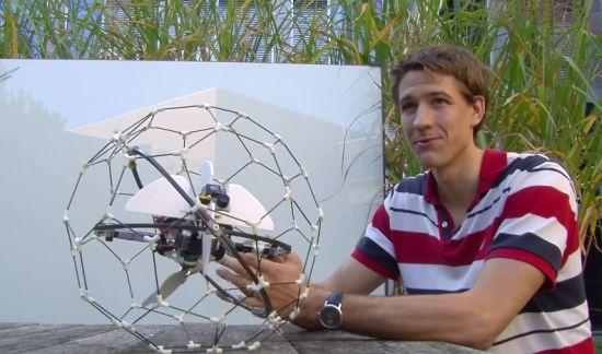Gimball-Drone