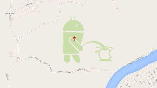 Google-Maps-Apple
