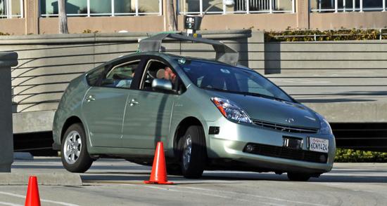 Ja hoor, Google begint een automerk