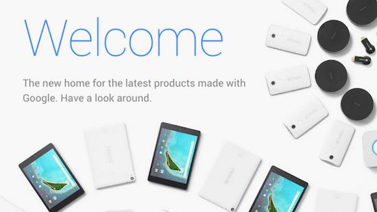 Google lanceert online store