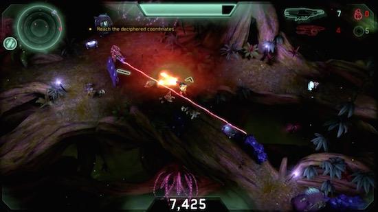 Eindelijk Halo-game voor iOS-gebruikers