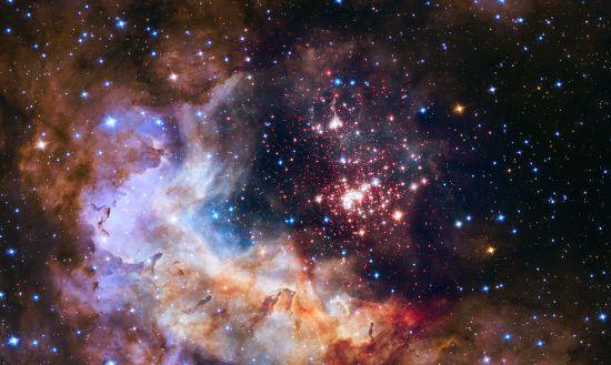 Hubble-Ruimtefoto