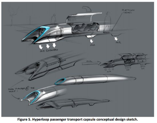 Hyperloop-Concept