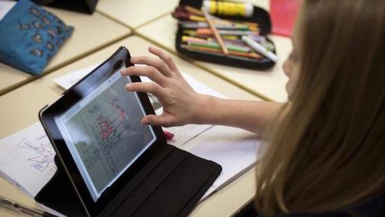 Apple wilt scholen overspoelen met iPads