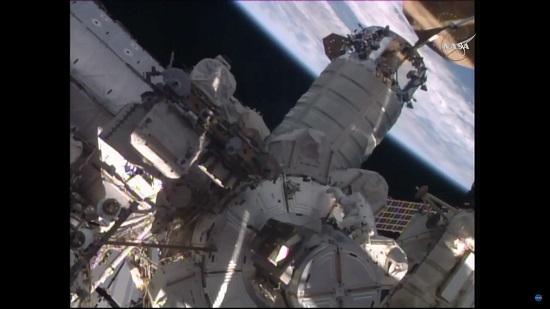 ISS reparatie