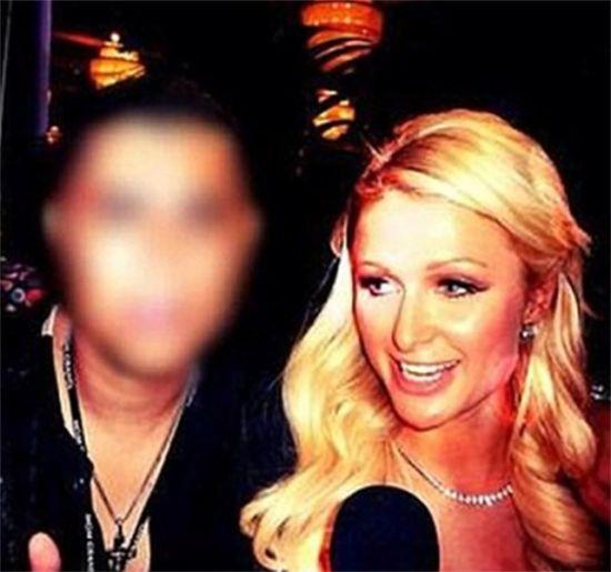 El Chino Paris Hilton