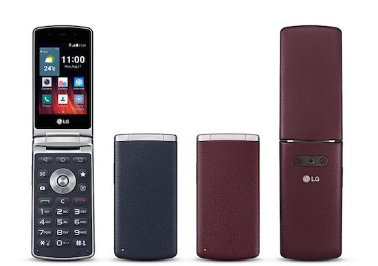 LG gaat deze klaptelefoon wereldwijd verkopen