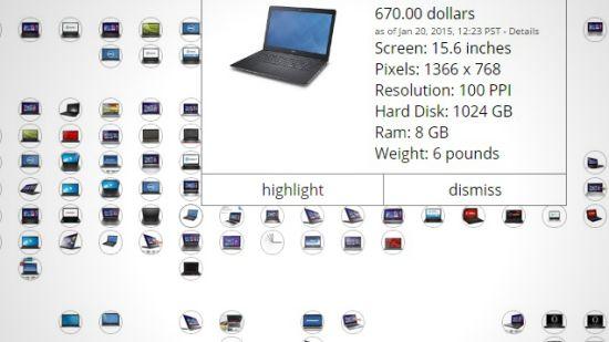 Laptop-Vergelijking-site