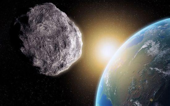 NASA-Asteroiden